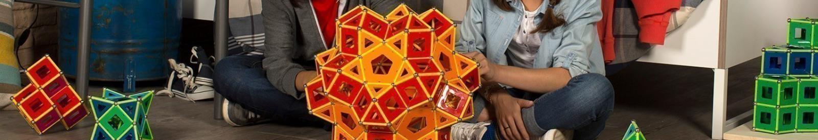 Magnetische blokken