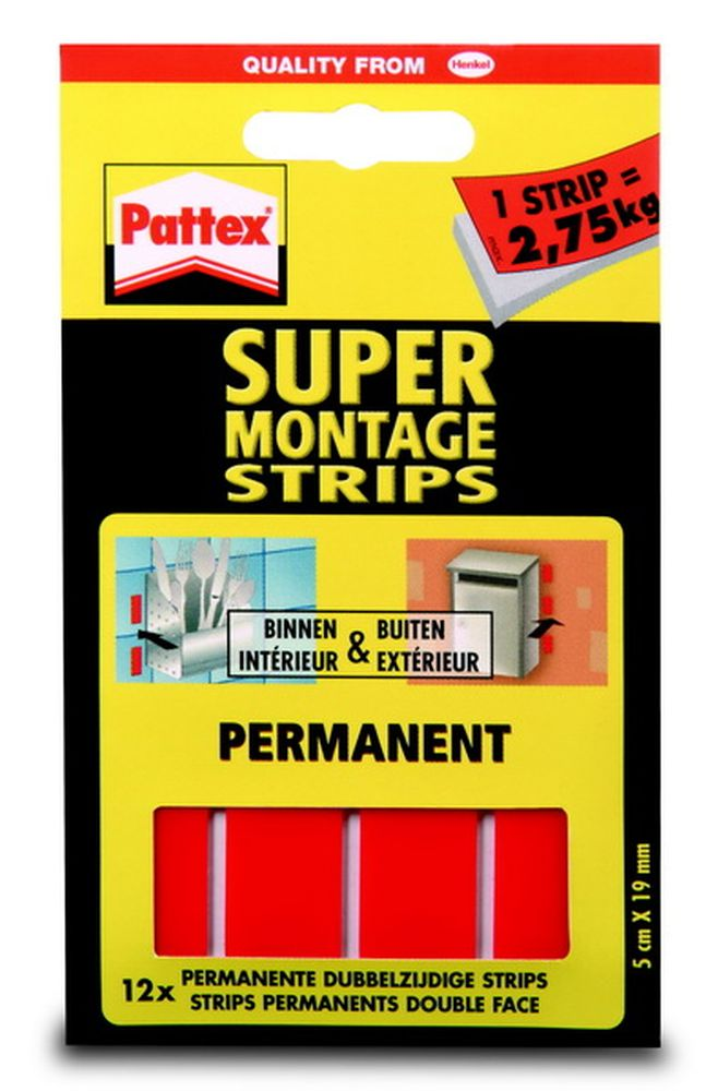 Pattex Supermont.Tap...