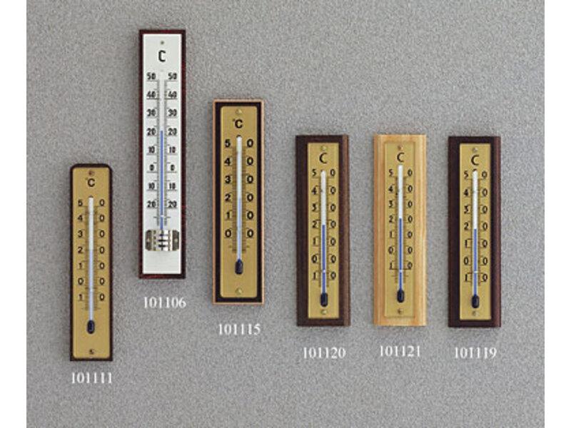 Houten Kamerthermometer