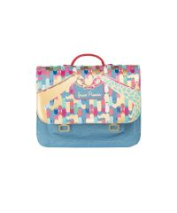 Jeune Premier It Bag Midi Giraffe