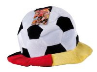 Belgium Voetbalhoed Bal