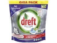 Dreft Platinum Original 90 Tabs