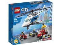 City 60243 Politiehelikopter Achtervolging