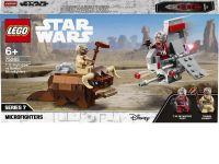 Star Wars 75265 T-16 Skyhopper Vs Bantha Microfighters