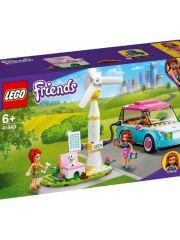 Friends 41443 Olivia's Elektrische Auto