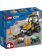 City 60284 Wegenbouwtruck