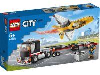 City 60289 Vliegshowjettransport