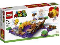 Super Mario 71383 Wigglers Giftige Moeras