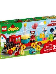 Duplo 10941 Mickey & Minnie Verjaardagstrein