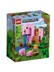 Minecraft 21170 Het Varkenshuis