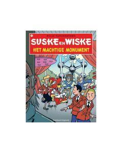 Suske En Wiske 300 Het Machtige Monument