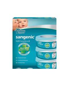 SANGENIC HYGIENE + PER 3ST