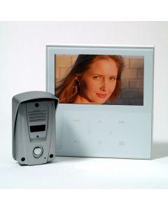 Videofoon design - handsfree