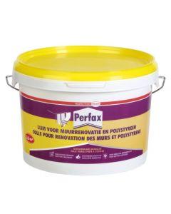 Perfax Lijm V Polystyreen 4.5Kg