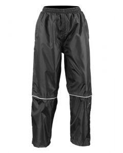 Regenbroek Pro Coach Trousers Zwart M