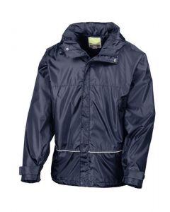 Regenjas Pro Coach Jacket Blauw S