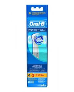 Oral B Refill Brush Eb20 4+2St