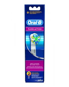Oral B Refill Eb25-2 Floss Action