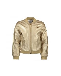 Le Chic Z19 Meisjes Bomber Precious Metal Gold 92