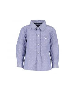 Lcee Z19 Jongens Shirt Small Check With Dots  62