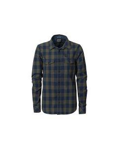 Petrol W18 Men Shirt Long Sleeve
