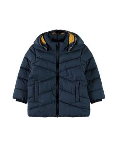 Name It Mini 1809 Nmmmil Puffer Jacket Camp Sky Captain