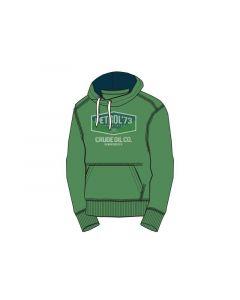 Petrol Z19 Sweater Met Kap