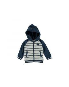 Bampidano Z19 Baby Boys Hooded Sweat Cardigan
