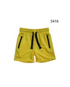 Knot So Bad Z19 Jongen Short Yellow Black