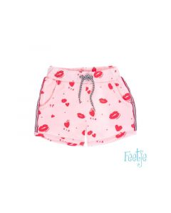 Feetje Z19 Short Aop Sea View Roze