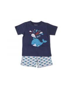 Babybol Z19 Kids Pyjama Kort