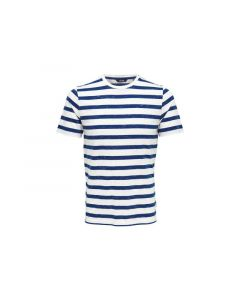 Only & Sons 1902 Onselky Stripe Ss Tee Dress Blues