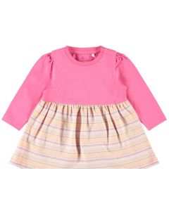 Name It New Born 1902 Nbfdagny Ls Dress Box Pale Marigold