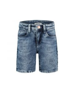 Noppies Z19 B Denim Short Shields Regular Light Jungle Wash 104