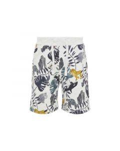 Name It Mini 1903 Nmmfabian Swe Long Shorts Unb Light Grey Melange