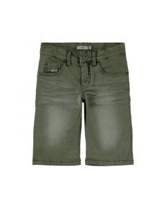 Name It Kids 1903 Nkmsofus Twicas Long Shorts Bf Ivy Green
