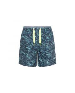 Name It Kids 1903 Nkmzapp Shorts Box Ocean Wave