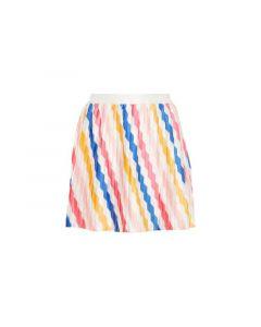 Name It Kids 1903 Nkffransine Pleat Skirt Bright White