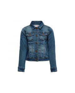 Only Kids 1903 Konsille Dnm Jacket Medium Blue Denim