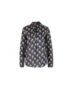S.Oliver So Casual 1904 C14 Bluse Langarm 59A5 34