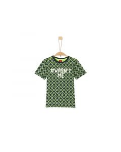 S.Oliver Kids Junior 1904 C63 T-Shirt Kurzarm 58C5 92/98/Reg