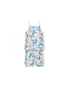Name It Mini 1904 Nmfvigga Strap Suit H Bright White W Blue Stripes An