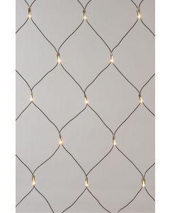 Net Ricelights Voor Buiten 150L-1X2M Zwart/Helder