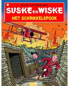 Suske En Wiske Schrikkelspook 325