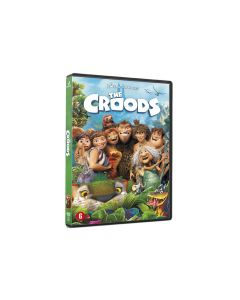Dvd The Croods