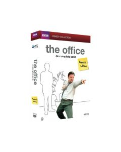 Dvd The Office The Complete Collection