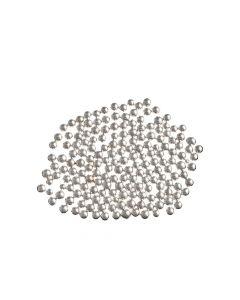 Vanparys Doopsuiker Parels Nr 3 Zilver 195Gr