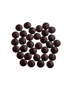 Vanparys Doopsuiker Confettis Bruin Bt 1Kg