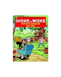 Suske En Wiske 334 Taxi Tato