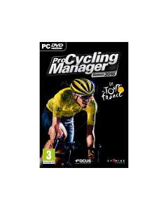 DVDG Pro Cycling Manager 2016